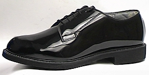 Lighthouse Uniform Company White Dress Shoes PHS Naval Officers