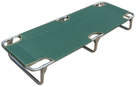 What would you guys call a little fold-up bed that you ...