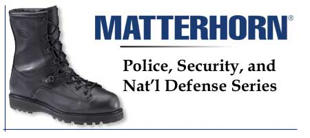 Matterhorn: Police, Security, and Nat'l Defense